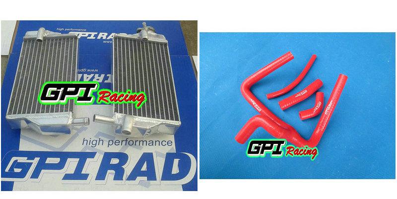 Aluminum radiator HOSE Honda CR250 CR250R CR 250R 02 03 04 2002 2004 2003