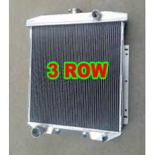 3 CORE ALUMINUM RADIATOR FOR 1955-1956 FORD FAIRLANE CAR SEDAN WAGON MAINLINE