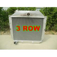 Aluminum Radiator 1951-1957 International Harvester Truck 1952 1953 1954 1955 56