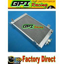 3 ROW RACING GAS SHIFTER KART / GO KART ALUMINUM RADIATOR,NEW