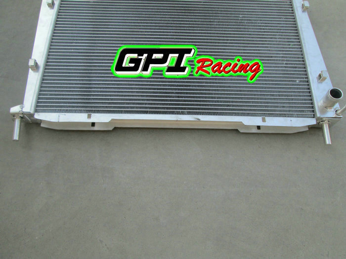 NEW ALUMINUM ALLOY RADIATOR For Jaguar 2002-2008 X-Type 02 03 04 05 06 07