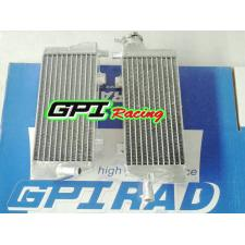 L&R aluminum radiator KTM 125/150/200/250/300 SX/XC/XC-W 2013-2014 Left + Right